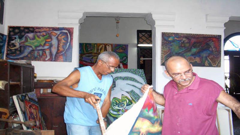 CUBAN ART: A HISTORICAL OVERVIEW